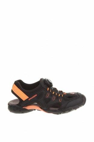 Детски сандали Dockers by Gerli, Размер 31, Цвят Черен, Текстил, еко кожа, Цена 36,75лв.