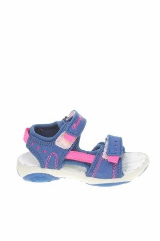 Детски сандали Primigi, Размер 25, Цвят Син, Естествена кожа, Цена 32,70лв.