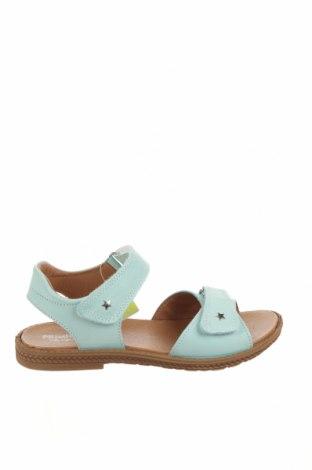 Детски сандали Primigi, Размер 36, Цвят Син, Естествена кожа, Цена 54,50лв.