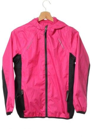 Dětská sportovní bunda  Crivit, Velikost 10-11y/ 146-152 cm, Barva Růžová, Polyester, Cena  526,00Kč