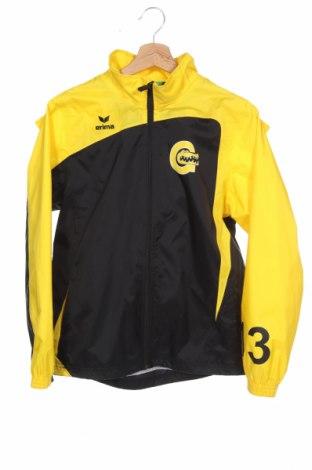 Детско спортно яке Erima, Размер 13-14y/ 164-168 см, Цвят Жълт, Полиамид, Цена 10,24лв.