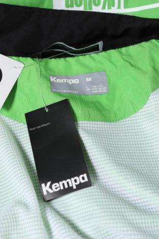 Детско спортно яке Kempa, Размер 15-18y/ 170-176 см, Цвят Зелен, Полиестер, Цена 15,23лв.