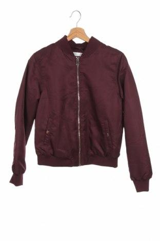Dětská bunda  H&M, Velikost 15-18y/ 170-176 cm, Barva Fialová, Polyester, Cena  894,00Kč