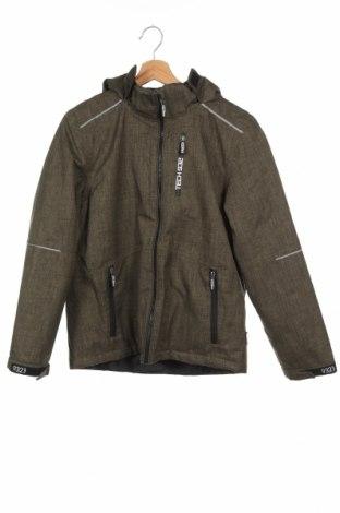 Dětská bunda  Raintex, Velikost 12-13y/ 158-164 cm, Barva Zelená, Polyester, Cena  696,00Kč