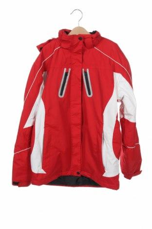Dětská bunda pro zimní sporty  Atrium, Velikost 12-13y/ 158-164 cm, Barva Červená, Polyamide, Cena  925,00Kč