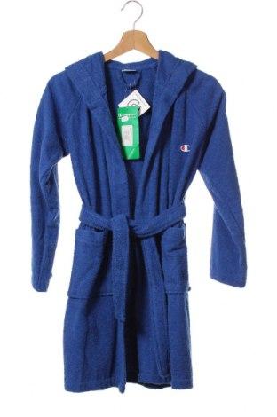 Koupací plášť Champion, Velikost 7-8y/ 128-134 cm, Barva Modrá, Bavlna, Cena  710,00Kč