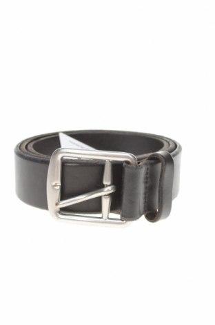 Ζώνη Polo By Ralph Lauren, Χρώμα Μαύρο, Γνήσιο δέρμα, Τιμή 17,66€