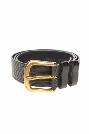 Opasek  Schuchard & Friese, Barva Černá, Pravá kůže, Cena  395,00Kč