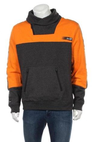 Ανδρική μπλούζα Angelo Litrico, Μέγεθος XL, Χρώμα Γκρί, 80% βαμβάκι, 20% πολυεστέρας, Τιμή 12,34€
