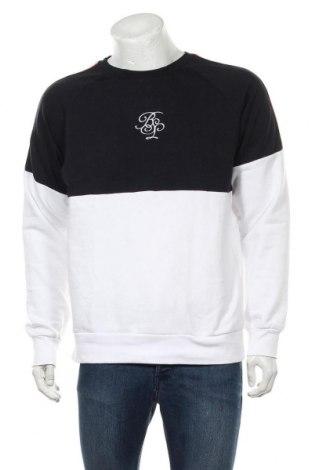 Мъжка блуза Brave Soul, Размер L, Цвят Син, 80% памук, 20% полиестер, Цена 24,50лв.