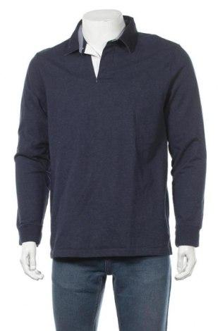 Мъжка блуза Christian Berg, Размер XL, Цвят Син, Цена 11,60лв.