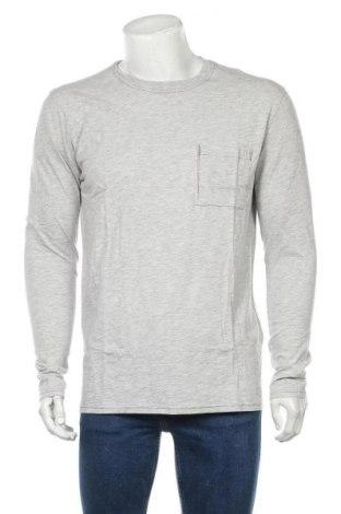 Pánské tričko  Selected Homme, Velikost L, Barva Šedá, 95% bavlna, 5% elastan, Cena  450,00Kč