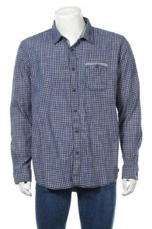 Ανδρικό πουκάμισο, Μέγεθος L, Χρώμα Μπλέ, Τιμή 10,39€