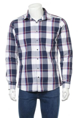Ανδρικό πουκάμισο Angelo Litrico, Μέγεθος M, Χρώμα Πολύχρωμο, 60% βαμβάκι, 40% πολυεστέρας, Τιμή 11,04€
