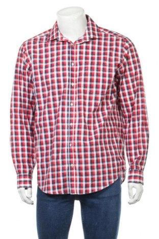 Ανδρικό πουκάμισο Angelo Litrico, Μέγεθος M, Χρώμα Πολύχρωμο, 63% πολυεστέρας, 37% βαμβάκι, Τιμή 11,69€