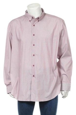 Мъжка риза Angelo Litrico, Размер XXL, Цвят Розов, Памук, Цена 7,25лв.