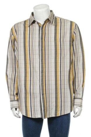 Мъжка риза Angelo Litrico, Размер XL, Цвят Многоцветен, Памук, Цена 15,12лв.