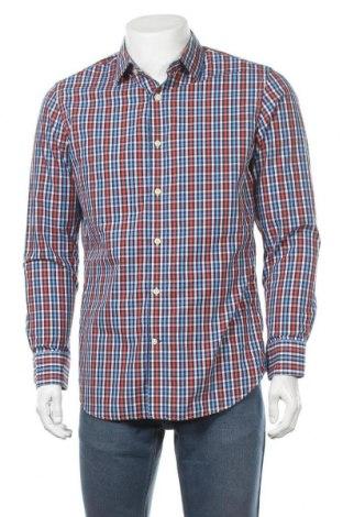 Ανδρικό πουκάμισο Banana Republic, Μέγεθος M, Χρώμα Πολύχρωμο, Βαμβάκι, Τιμή 14,35€