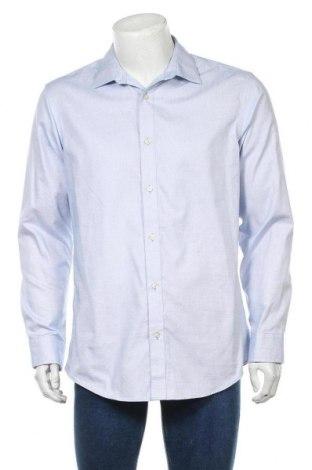 Ανδρικό πουκάμισο Banana Republic, Μέγεθος L, Χρώμα Μπλέ, Βαμβάκι, Τιμή 14,35€