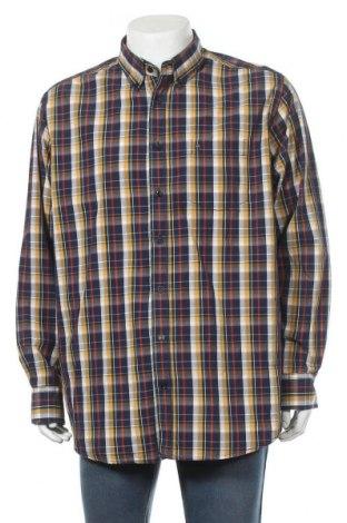 Ανδρικό πουκάμισο Basefield, Μέγεθος XXL, Χρώμα Πολύχρωμο, Βαμβάκι, Τιμή 11,69€