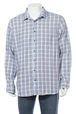 Ανδρικό πουκάμισο Canda, Μέγεθος XL, Χρώμα Πολύχρωμο, 60% βαμβάκι, 40% πολυεστέρας, Τιμή 11,69€