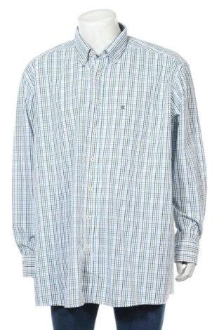 Ανδρικό πουκάμισο Casa Moda, Μέγεθος 3XL, Χρώμα Πολύχρωμο, Βαμβάκι, Τιμή 11,04€