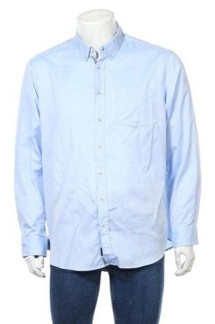 Ανδρικό πουκάμισο Christian Berg, Μέγεθος XL, Χρώμα Μπλέ, Βαμβάκι, Τιμή 12,34€