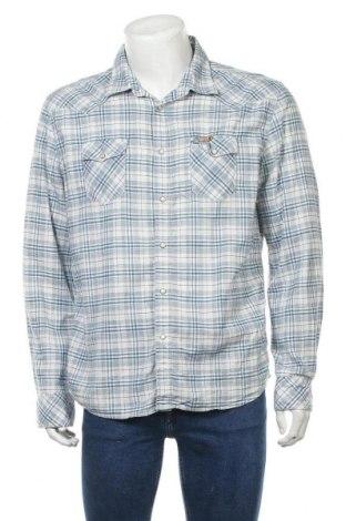 Pánská košile  Diesel, Velikost XL, Barva Modrá, Bavlna, Cena  576,00Kč