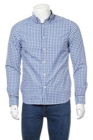 Мъжка риза Esprit, Размер S, Цвят Син, Памук, Цена 20,79лв.