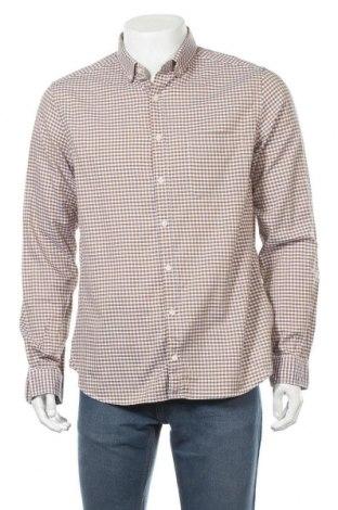 Ανδρικό πουκάμισο Manor, Μέγεθος L, Χρώμα Πολύχρωμο, Τιμή 8,02€