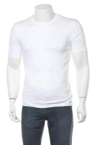 Мъжка тениска, Размер M, Цвят Бял, Цена 13,44лв.