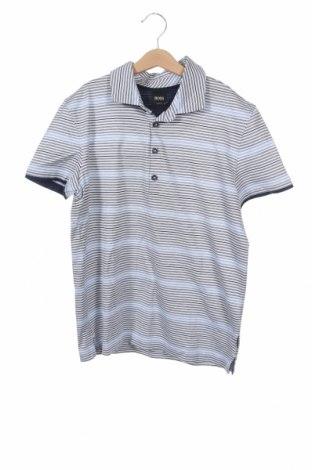 Мъжка тениска Hugo Boss, Размер XS, Цвят Многоцветен, Памук, Цена 19,95лв.