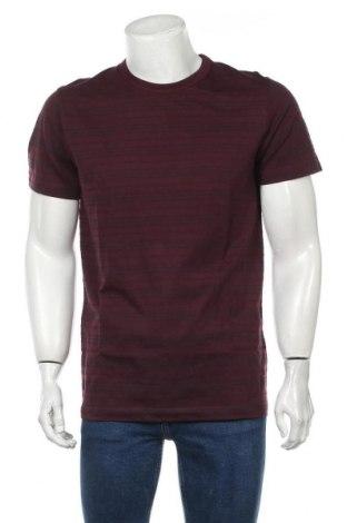 Ανδρικό t-shirt Selected Homme, Μέγεθος L, Χρώμα Κόκκινο, 100% βαμβάκι, Τιμή 15,08€