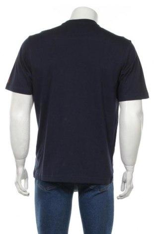 Мъжка тениска Signal, Размер M, Цвят Син, Памук, Цена 21,75лв.