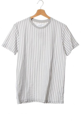 Ανδρικό t-shirt Topman, Μέγεθος XS, Χρώμα Γκρί, Βαμβάκι, Τιμή 16,24€