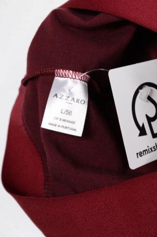 Pánske boxserky Azzaro, Velikost L, Barva Červená, 95% bavlna, 5% elastan, Cena  782,00Kč