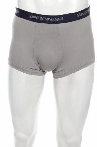 Pánske boxserky Emporio Armani Underwear, Velikost M, Barva Šedá, 95% bavlna, 5% elastan, Cena  859,00Kč