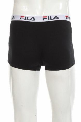 Pánske boxserky Fila, Velikost M, Barva Černá, 95% bavlna, 5% elastan, Cena  315,00Kč