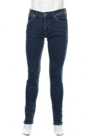 Мъжки дънки Jack & Jones, Размер M, Цвят Син, 98% памук, 2% еластан, Цена 66,75лв.