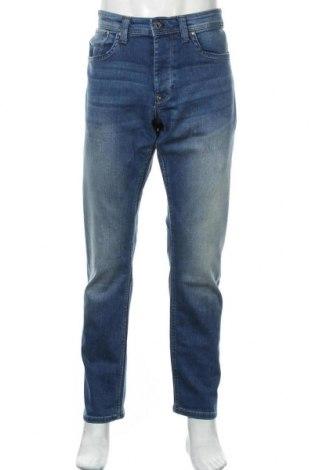 Ανδρικό τζίν Pepe Jeans, Μέγεθος L, Χρώμα Μπλέ, 65% πολυεστέρας, 35% βαμβάκι, Τιμή 20,49€