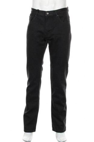 Мъжки дънки Pierre Cardin, Размер L, Цвят Черен, 70% памук, 30% полиестер, Цена 61,60лв.