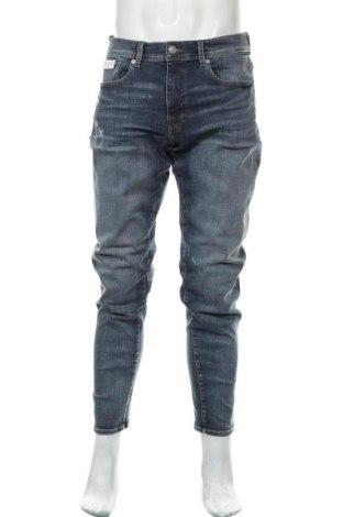 Pánské džíny  Selected Homme, Velikost L, Barva Modrá, Bavlna, Cena  774,00Kč