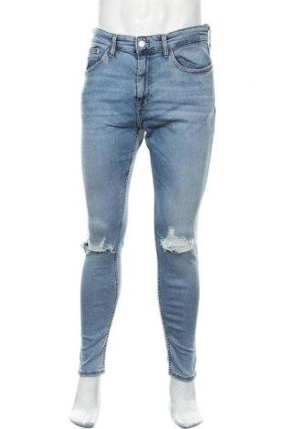 Ανδρικό τζίν Tommy Hilfiger, Μέγεθος M, Χρώμα Μπλέ, 83% βαμβάκι, 10% μοντάλ, 7% ελαστάνη, Τιμή 22,58€
