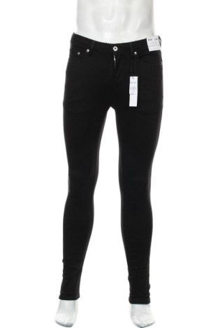 Pánské džíny  Topman, Velikost M, Barva Černá, 77% bavlna, 21% polyester, 2% elastan, Cena  535,00Kč