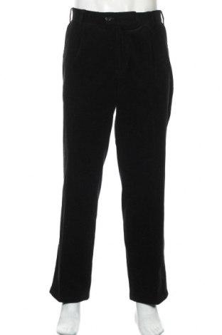 Мъжки джинси Christian Berg, Размер XL, Цвят Черен, 98% памук, 2% еластан, Цена 28,35лв.