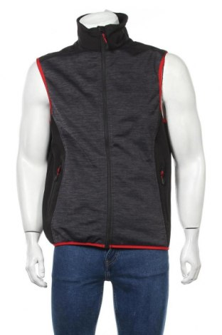 Pánská vesta  Atrium, Velikost M, Barva Černá, 94% polyester, 6% elastan, Cena  439,00Kč