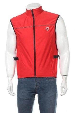 Pánská vesta  Shamp, Velikost S, Barva Červená, Polyester, Cena  469,00Kč
