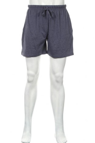 Ανδρικό κοντό παντελόνι H.i.s, Μέγεθος L, Χρώμα Μπλέ, 60% βαμβάκι, 40% πολυεστέρας, Τιμή 6,50€