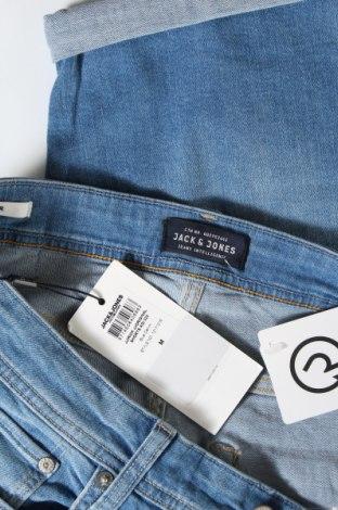 Pánské kraťasy Jack & Jones, Velikost M, Barva Modrá, 98% bavlna, 2% elastan, Cena  641,00Kč