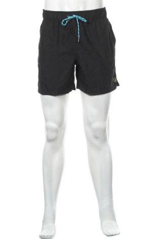 Мъжки къс панталон Piping Hot, Размер M, Цвят Черен, Полиестер, Цена 8,32лв.